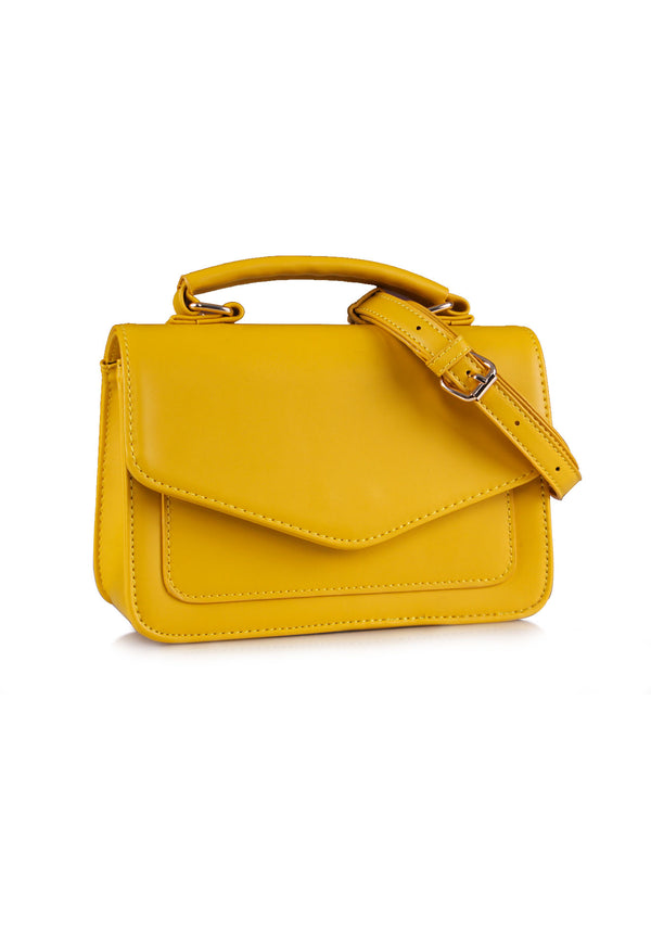 *ONLINE EXCLUSIVE* VOIR Top Handle Envelope Flap Bag