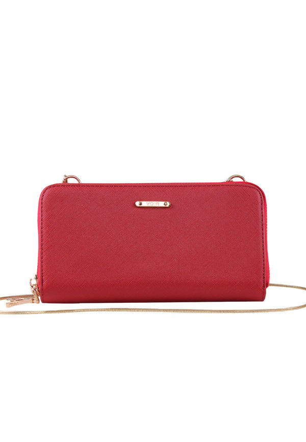 VOIR Simple Classic Long Wallet