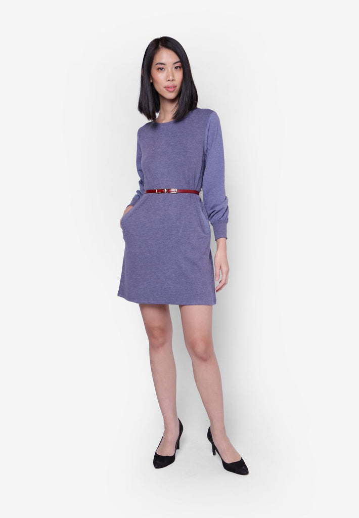 Long Sleeve Top Dress