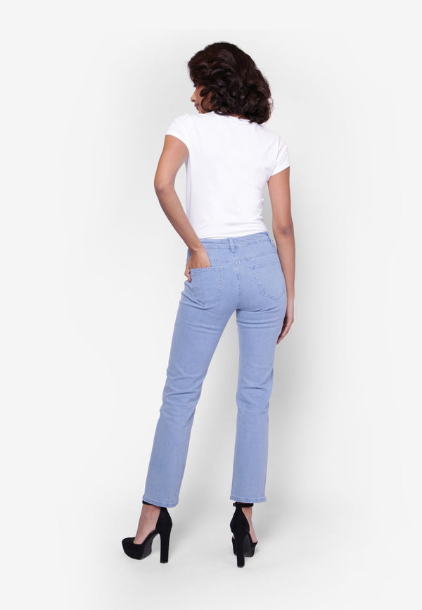 #303 Regular Cut Jeans