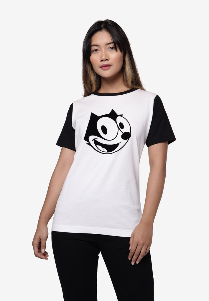 Felix the Cat T-shirt - White