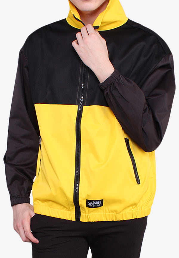 SD85 Lightweight Two Tone Jacket