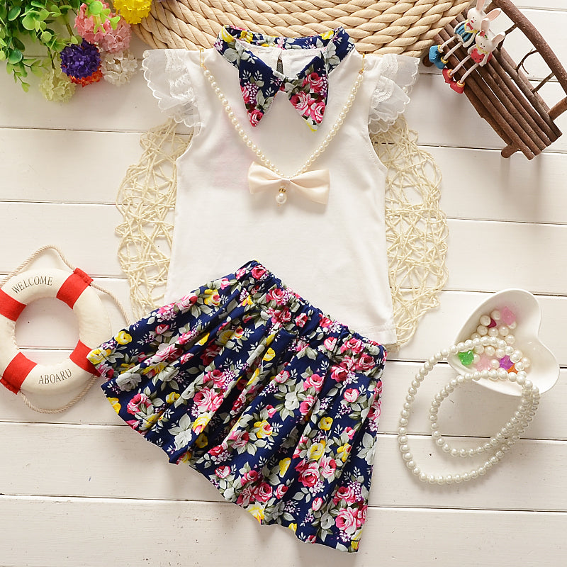 Skirt Summer Girl Outfit