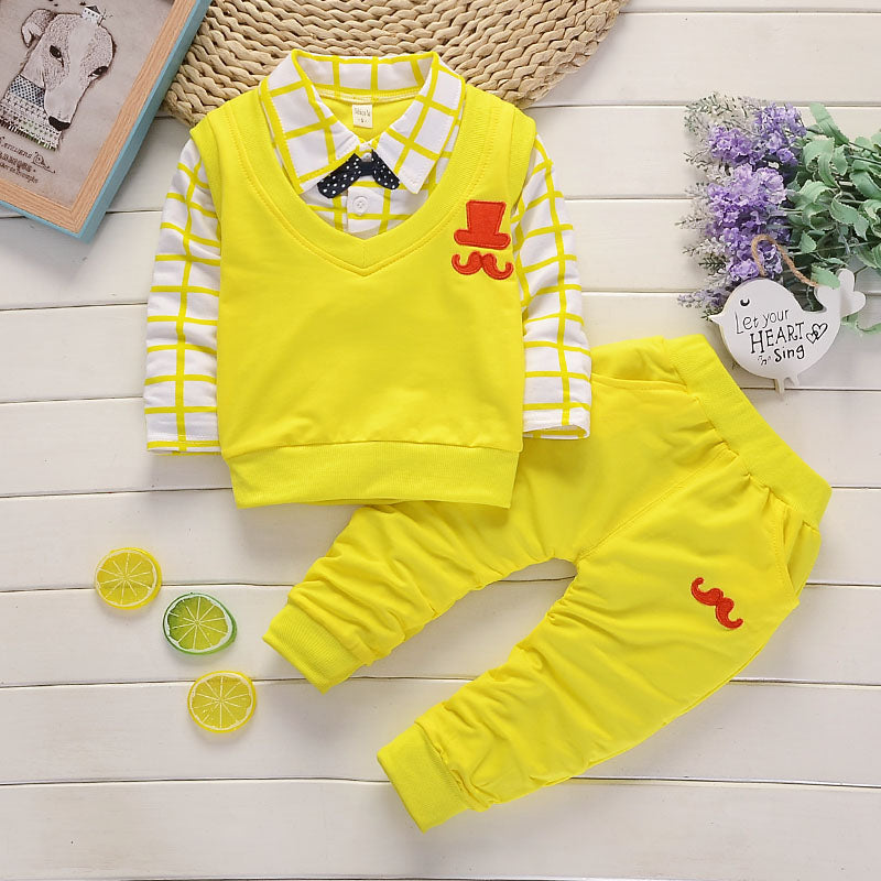 New Autumn Style Boy Suit
