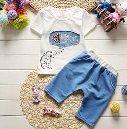 Summer Cartoon Boy Set