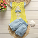 Short Summer Girl Outfit