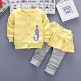 Cardigan Girl Set