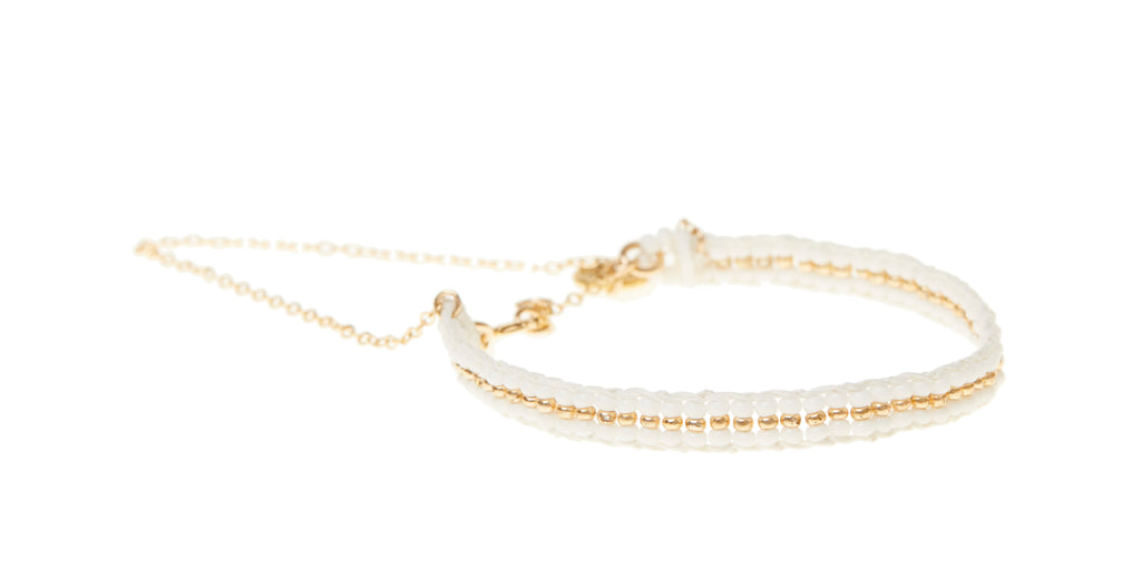 Warrior Collection Extra Small Stripe Chain Bracelet