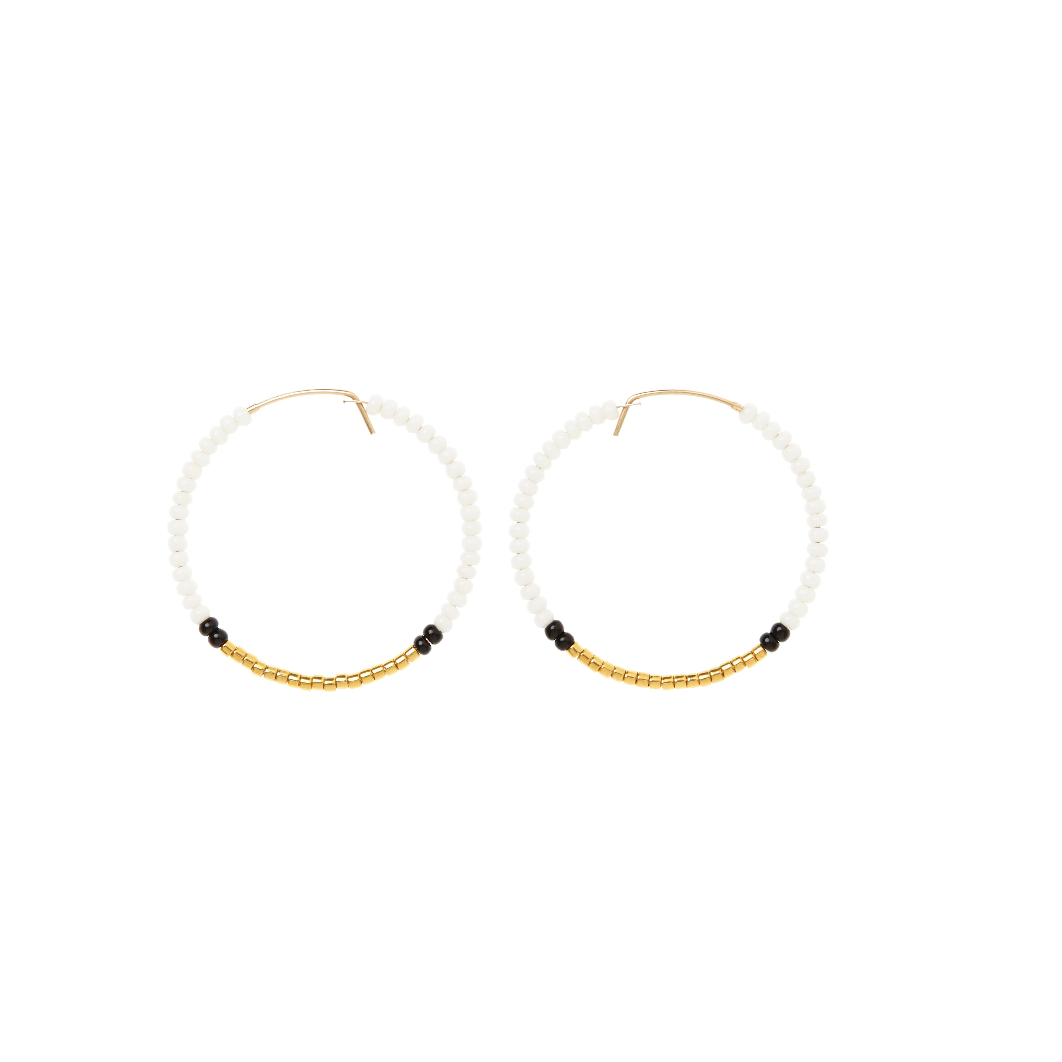 Endito Collection Small Hoop Earrings