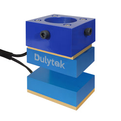 Dulytek 3 by 4 inch Rosin Heat Plates For 3 to 15 Ton Hydraulic or Pneumatic Shop Presses