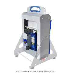 Dulytek DHP20 Hydraulic Rosin Heat Press with DripTek Mount