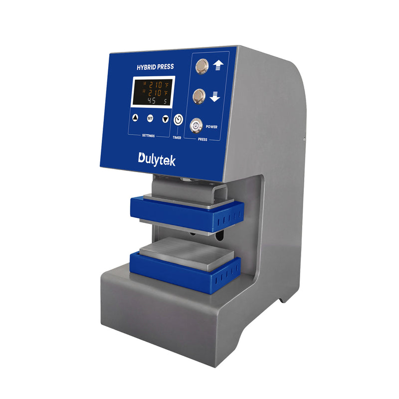 Dulytek DW8000 Rosin Heat Press, 3 x 5 inch Plates