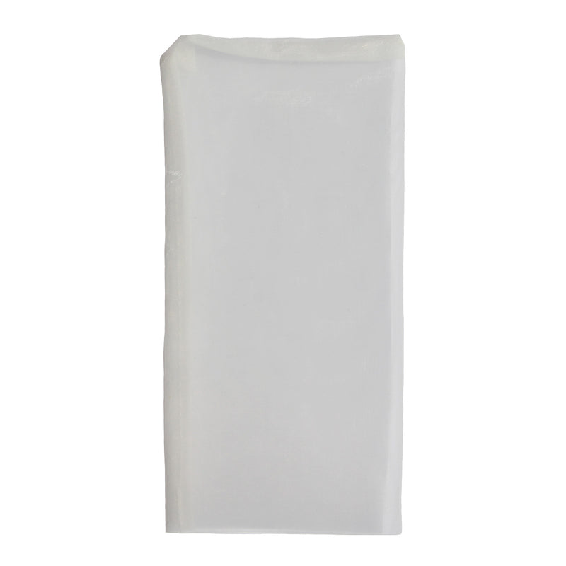 Dulytek Premium Rosin Press Filter Bag, 25 microns, 2 by 4 inch, Zero Blowouts