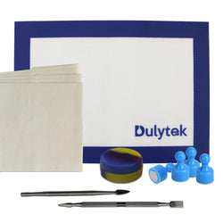 Dulytek DM1005 Manual Heat Press with Rosin Starter Kit
