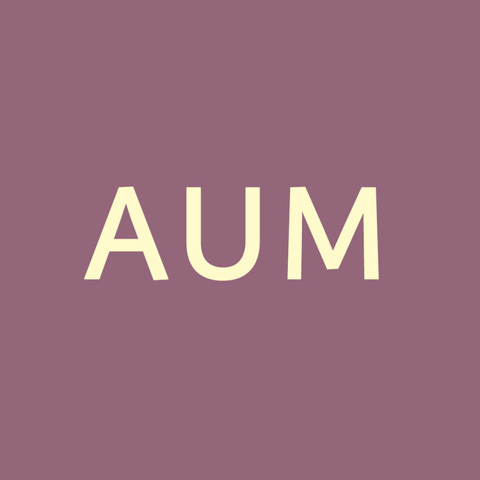 AUM Simple Sound Therapy To Calm Anxiety