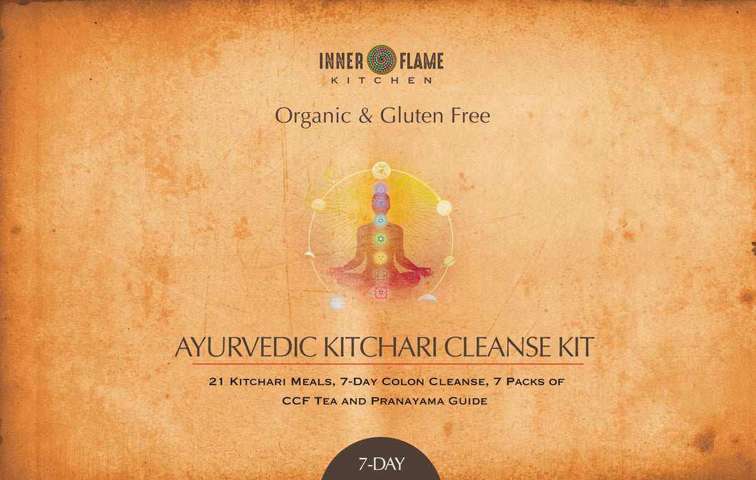 Kitchari Cleanse Kits - 3 and 7-Day