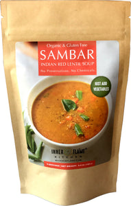 Organic Sambar Mix (Red Lentil Soup)