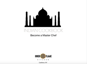Complete Indian Cookbook - become a Magic Chef