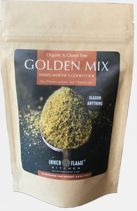 Organic Golden Mix