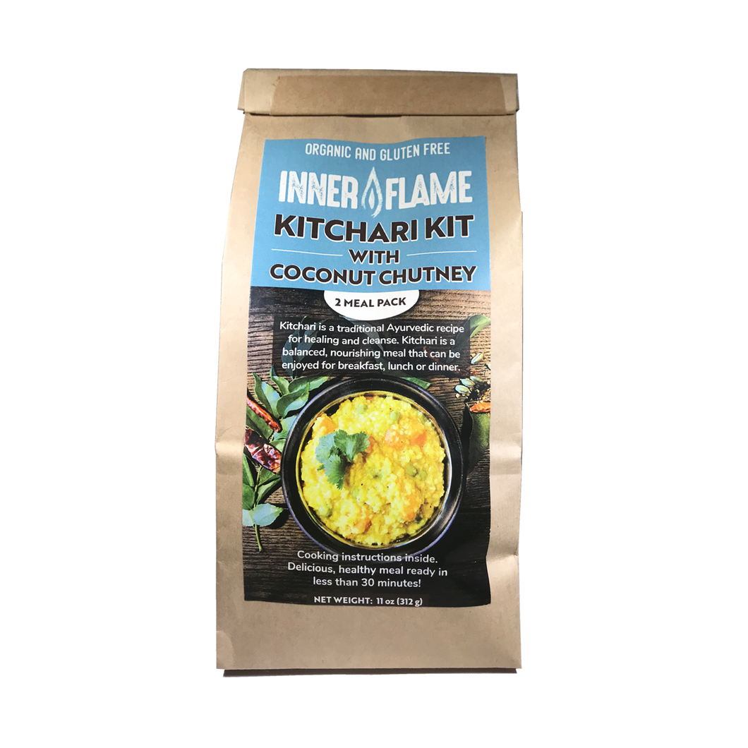 Organic Kitchari Kits