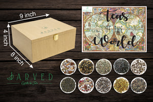 Teas of the World Giftbox