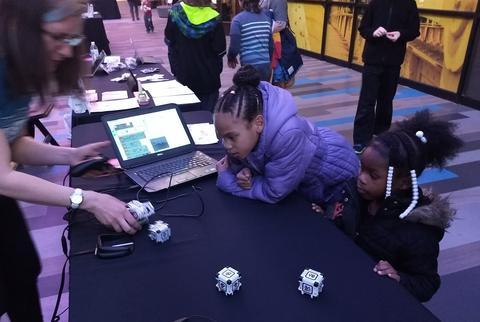 Calypso demo at Youth Innovation Night (Pittsburgh)