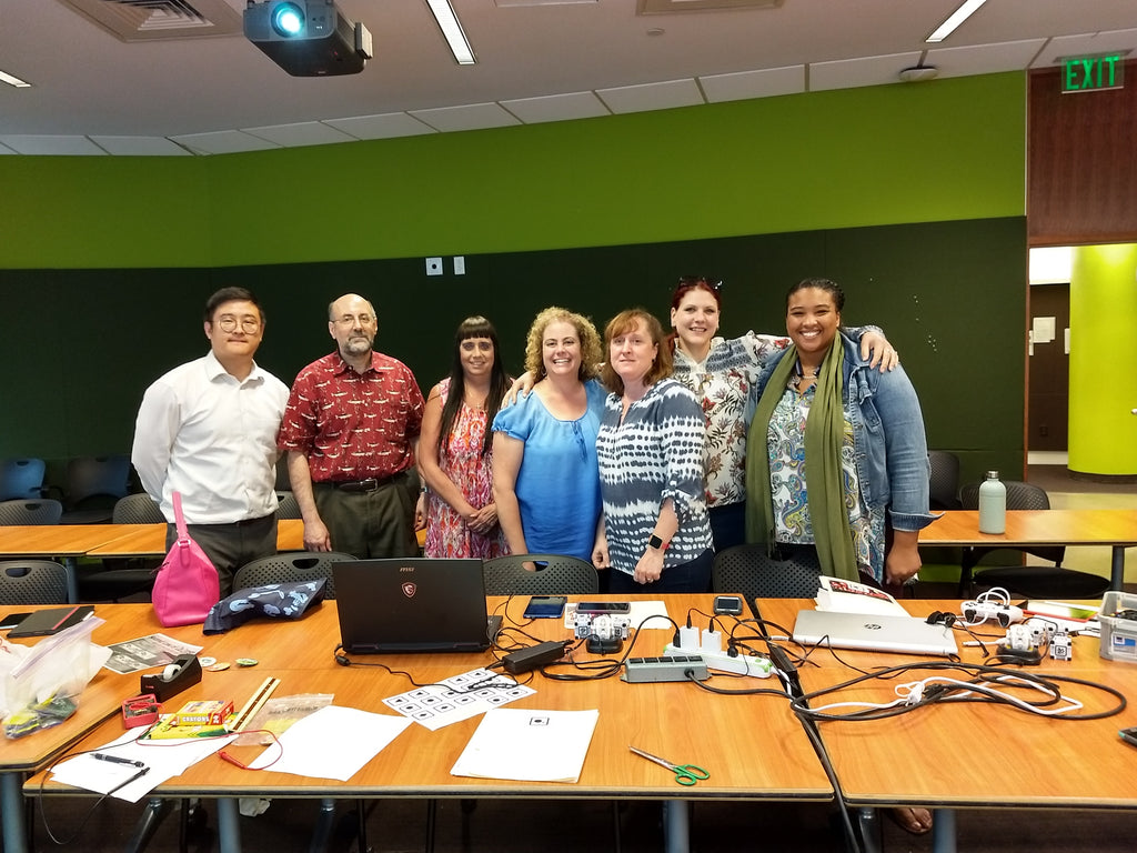 Calypso Curriculum Workshop held at Carnegie Mellon University