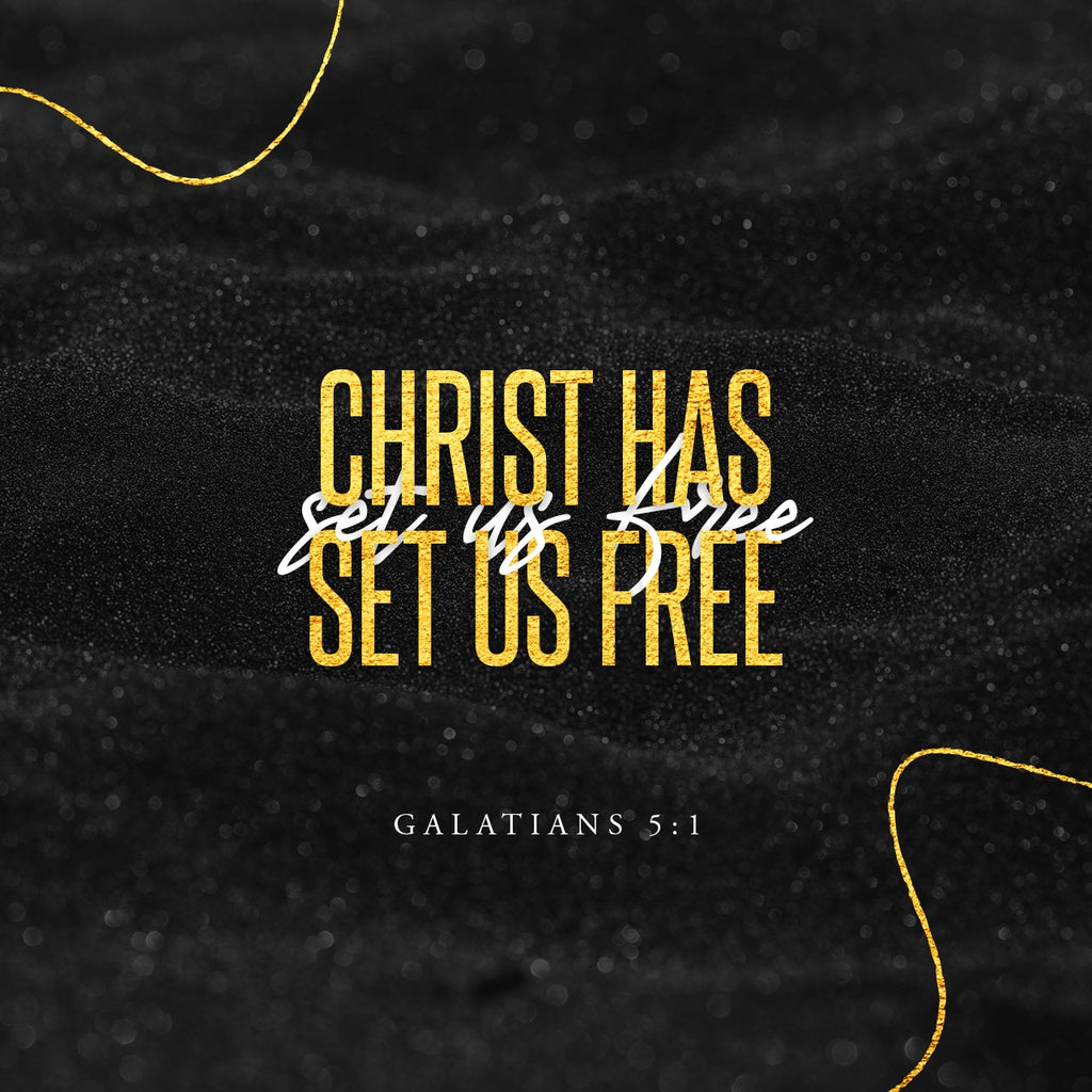 Have You Been Set Free?