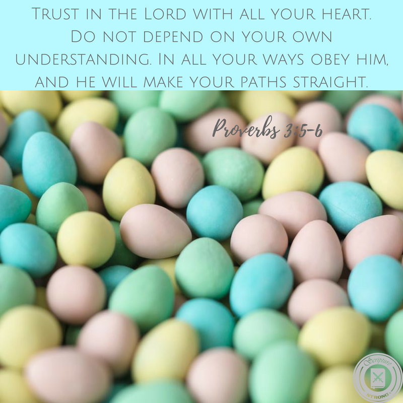 Do You Trust In The Lord With All Your Heart?