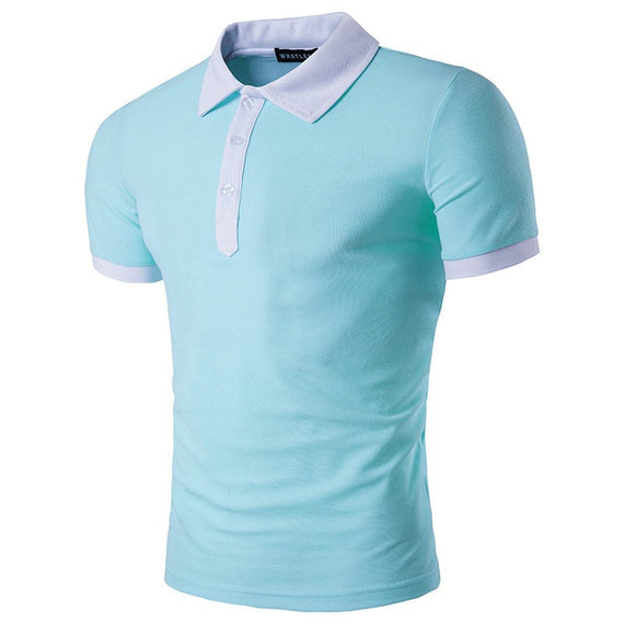 Men's T-shirt-t-shirt-Dee SuSu-Light Blue-S-Dee SuSu