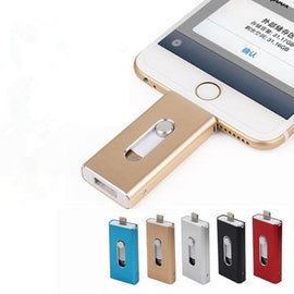 3-in-1 Smartphone Flash Drive