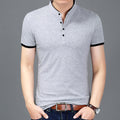 Slim Fit Short Sleeve Summer T-shirt-default-Dee SuSu-Dee SuSu