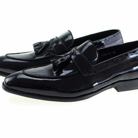 Wedding Slip On Loafers With Tassel-default-Dee SuSu-Dee SuSu