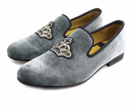 Handmade luxurious shoes/loafers-default-Dee SuSu-Dee SuSu