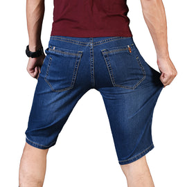 Men's Short Slim Fit Jeans-default-Dee SuSu-Dee SuSu