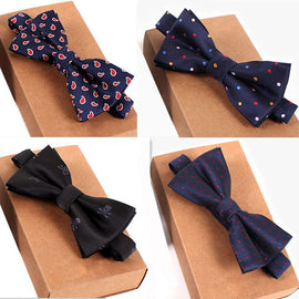 Wedding/Party Bow-Tie for Men-default-Dee SuSu-Dee SuSu