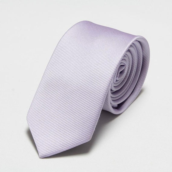 Men's slim neckties-default-Dee SuSu-6cm light purple-Dee SuSu