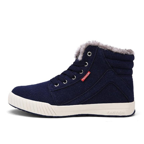 Men's Winter Snow Boots-Dee SuSu-03-7-Dee SuSu