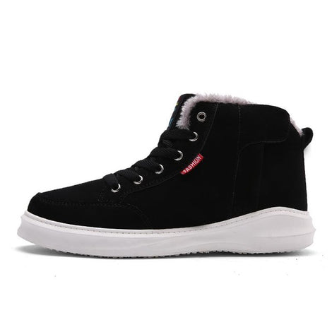 Men's Winter Snow Boots-Dee SuSu-08-7-Dee SuSu