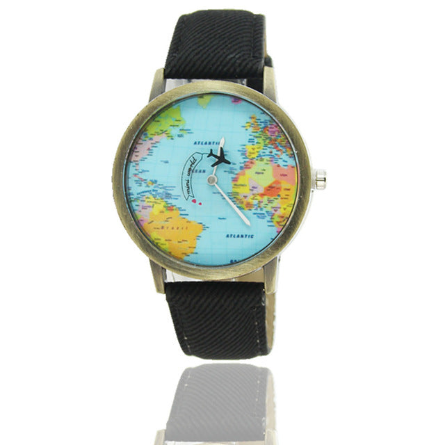 Wanderlust Watch-Dee SuSu-Black-Dee SuSu