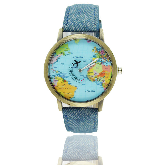 Wanderlust Watch-Dee SuSu-Denim-Dee SuSu