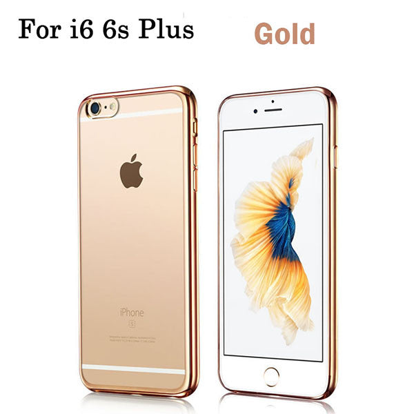 Cover For iPhone 7 / 6 / 6s / Plus / 5 / 5s / SE-Dee SuSu-Gold For i6 6s Plus-Dee SuSu