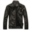 Motorcycle Leather Jacket For Men-Dee SuSu-Black-M-Dee SuSu