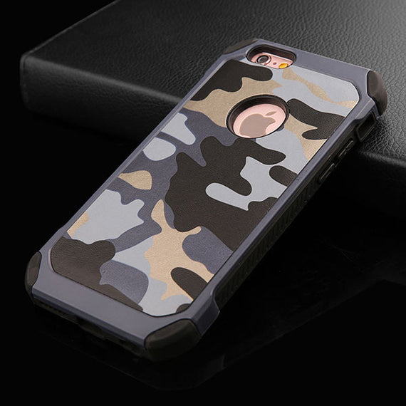 Camouflage Case For iPhone Models-Dee SuSu-Type 3-For Iphone 4 4s-Dee SuSu