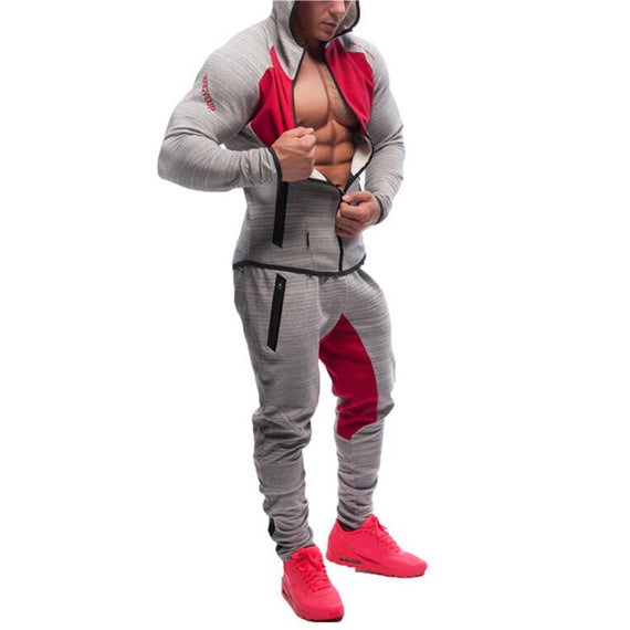 Men's Casual Joggers Fitness Sweatpants-Dee SuSu-Dee SuSu