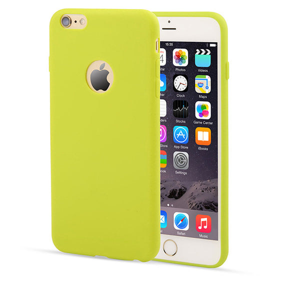 Candy Color Silicon iPhone Cases-Dee SuSu-Green-For Iphone 5 5s SE-Dee SuSu