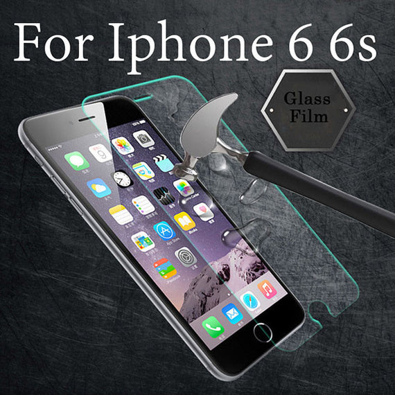 Tempered Glass For iPhone Models-Dee SuSu-For Iphone 6 6s-Tempered Glass-Dee SuSu