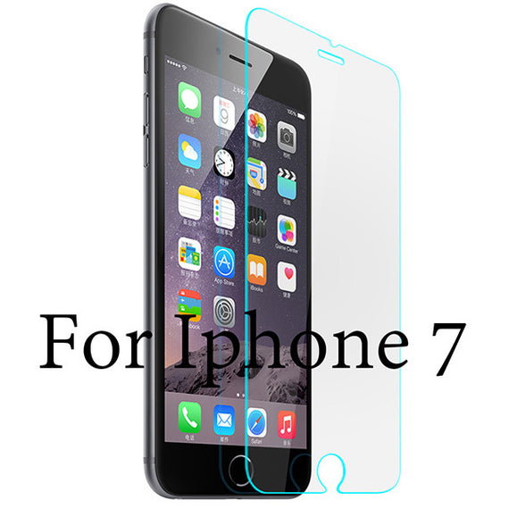 Tempered Glass For iPhone Models-Dee SuSu-For Iphone 7-Tempered Glass-Dee SuSu