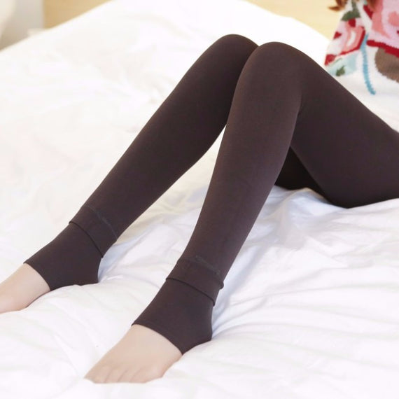 Women's Autumn And Winter High Elasticity And Good Quality Warm Leggings-Dee SuSu-Dee SuSu
