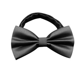New Satin Adjustable Tuxedo Bow-tie-Dee SuSu-Black-Dee SuSu